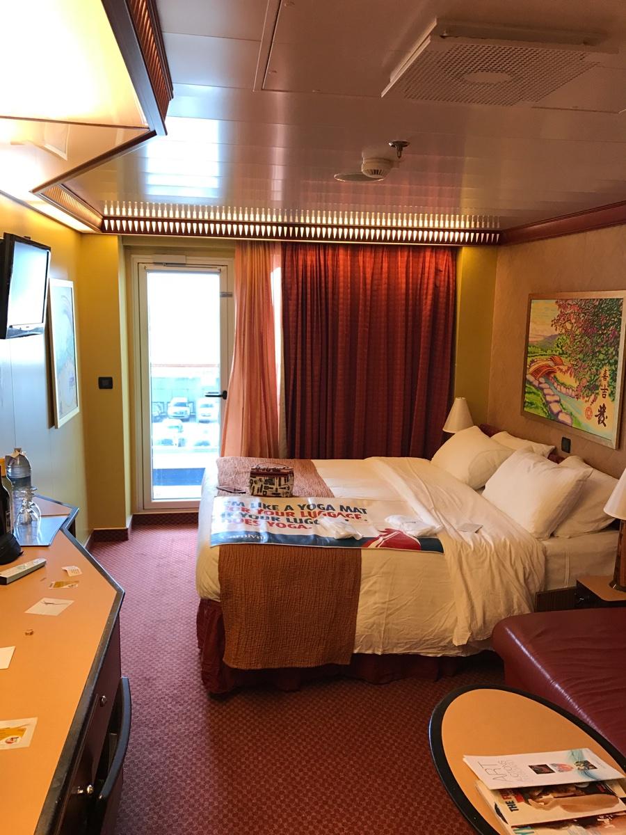 Carnival dream suite photos