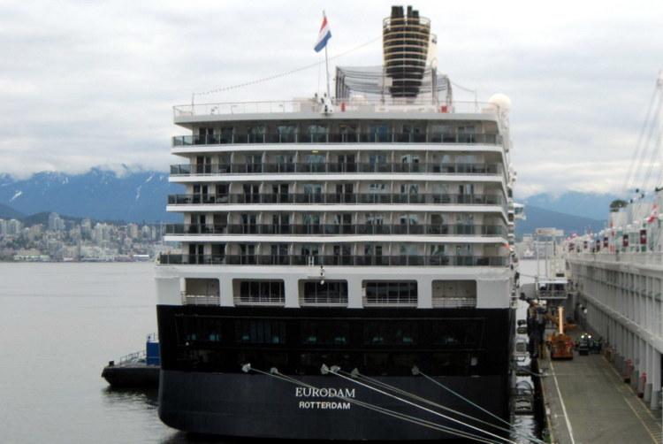 MS Eurodam Cruise Review Apr Eurodam Day Cruise - Eurodam cruise ship