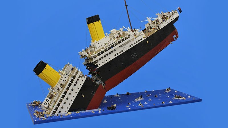 Funny LEGO builds - Cruise Forum