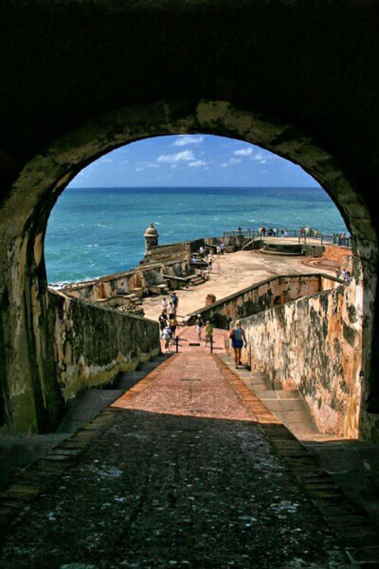El Morro, San Juan, Puerto Rico