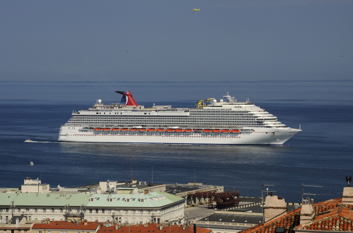 Carnival Dream Professional Photo