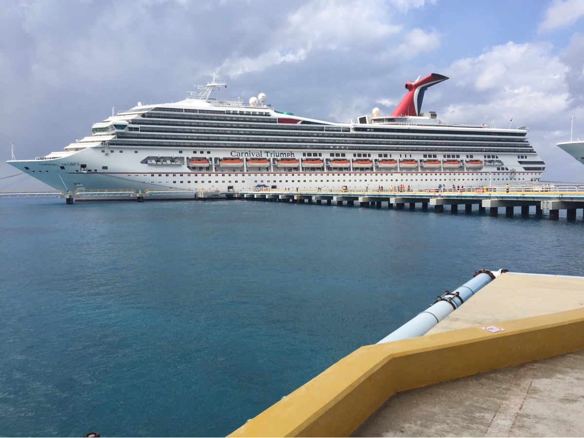 Carnival Triumph Professional Photo