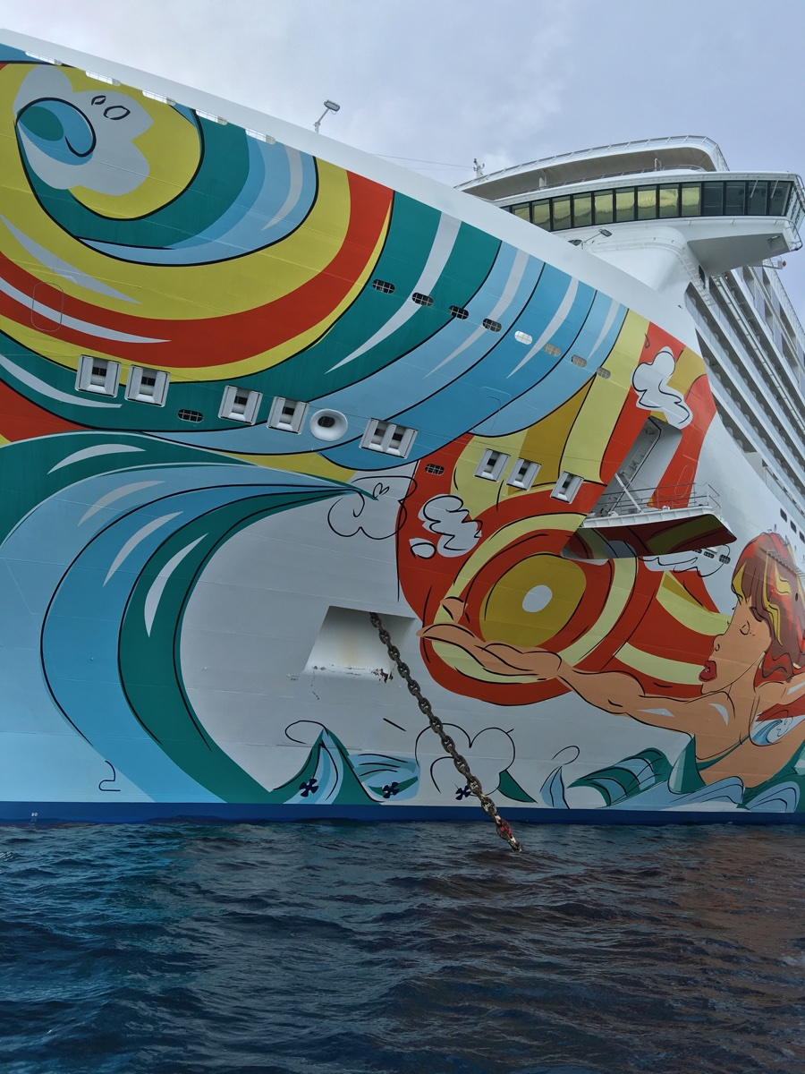 Norwegian Getaway Professional Photo