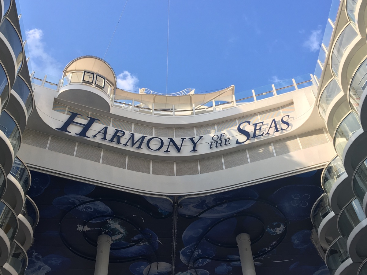 Harmony of the Seas Professional Photo