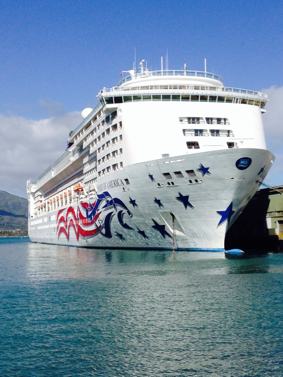 pride of america cruise ship reviews and photos. Black Bedroom Furniture Sets. Home Design Ideas