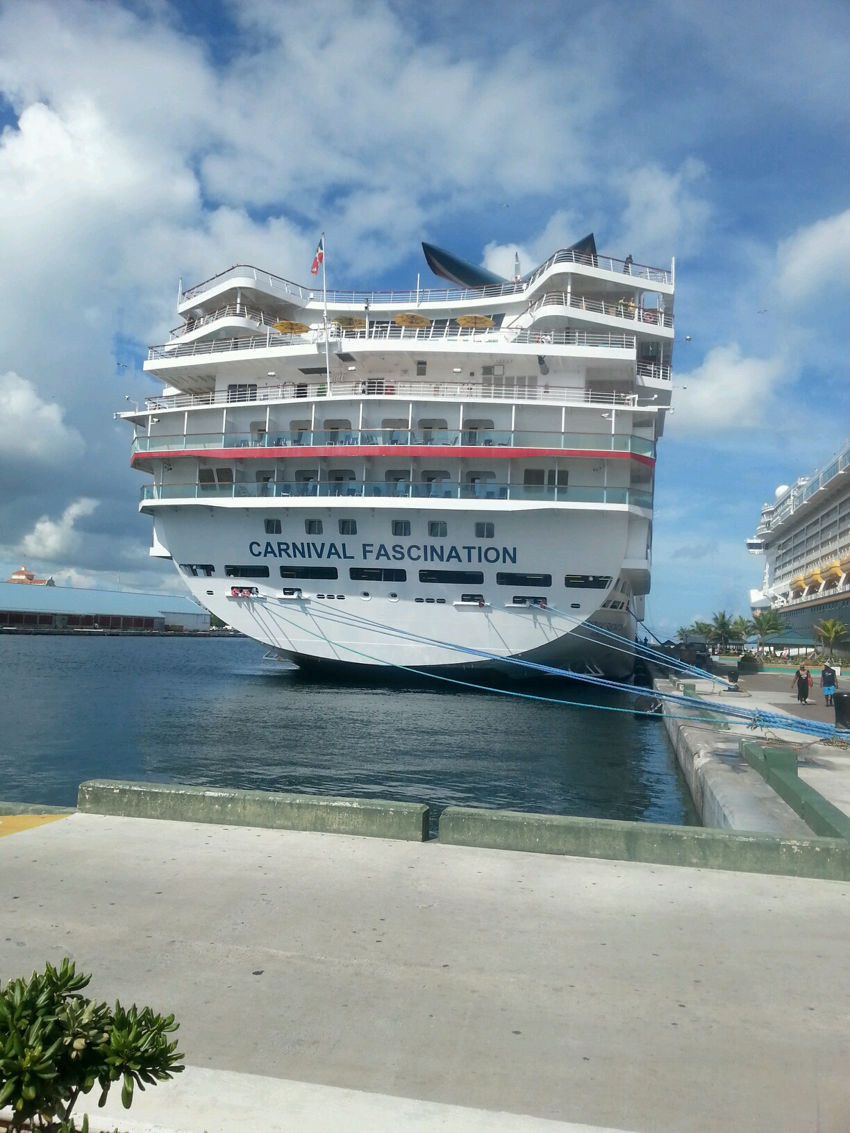 Carnival Fascination Cruise Ship Reviews And Photos