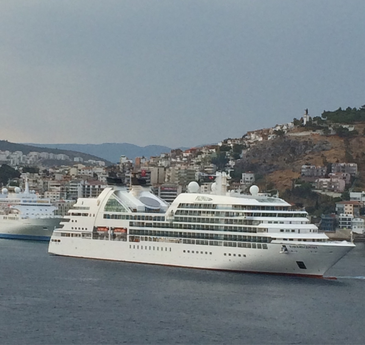 Seabourn Odyssey Professional Photo