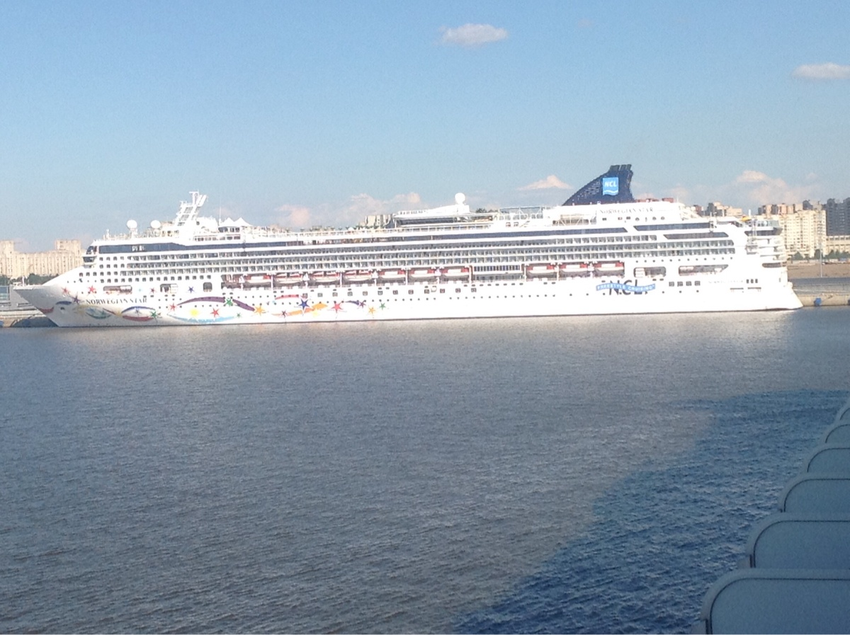 Norwegian Star Professional Photo