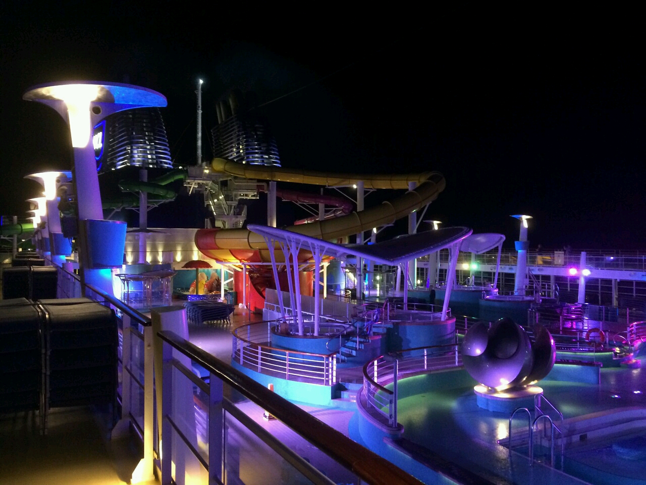 Norwegian Epic Professional Photo