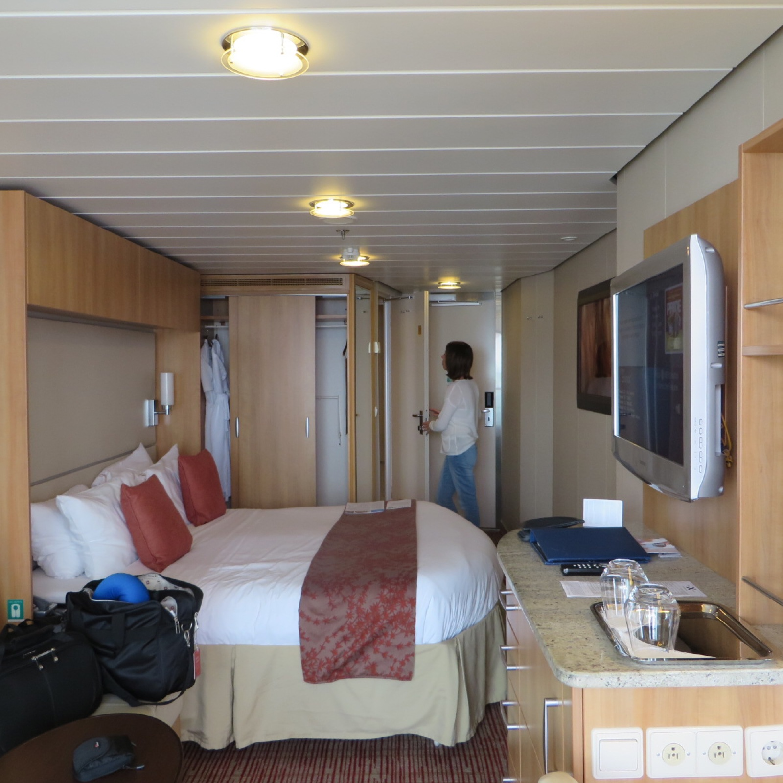 Deluxe Veranda Stateroom Cabin Category 1b Celebrity Equinox