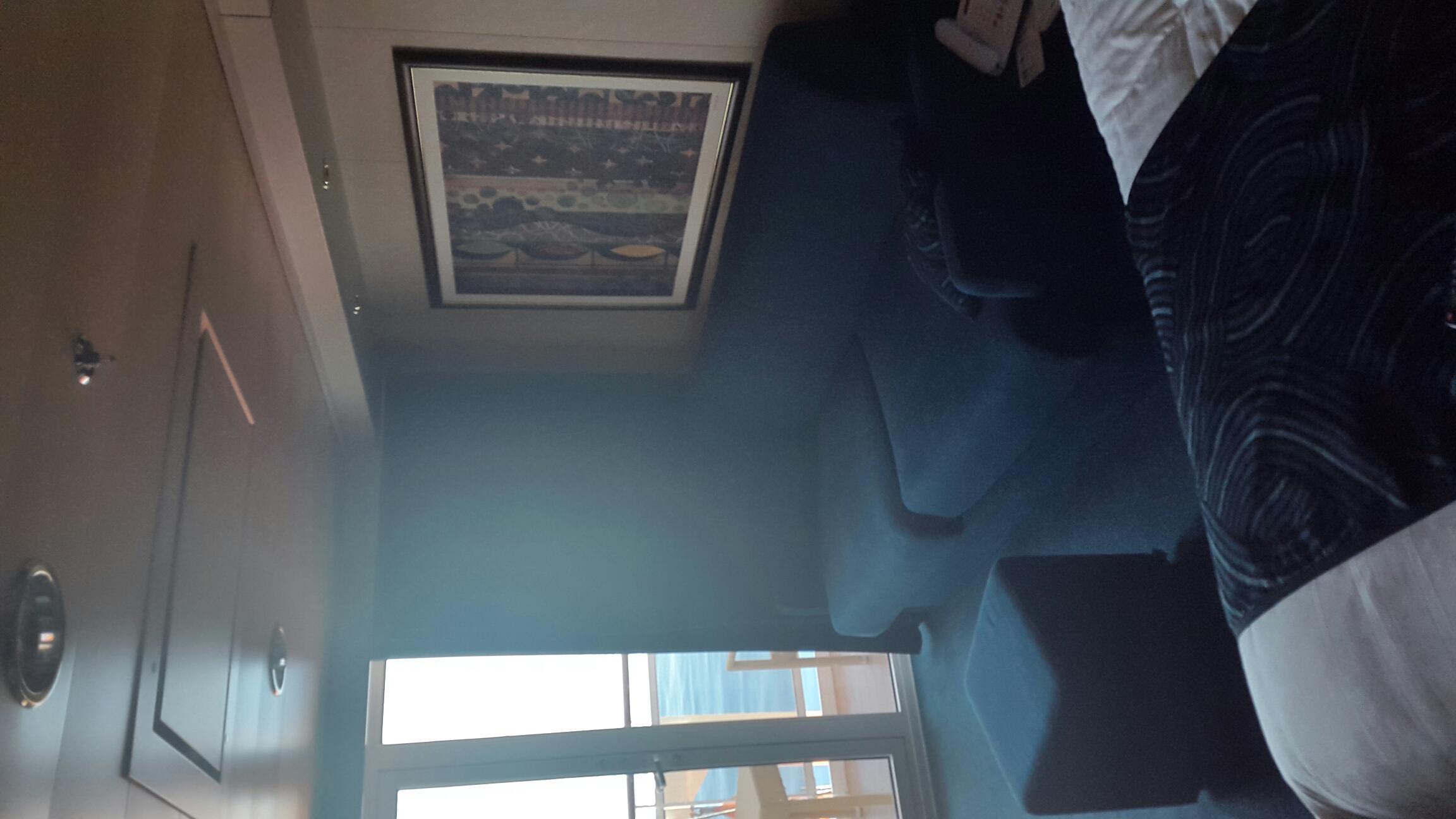 Balcony Stateroom, Cabin Category BV, MSC Splendida