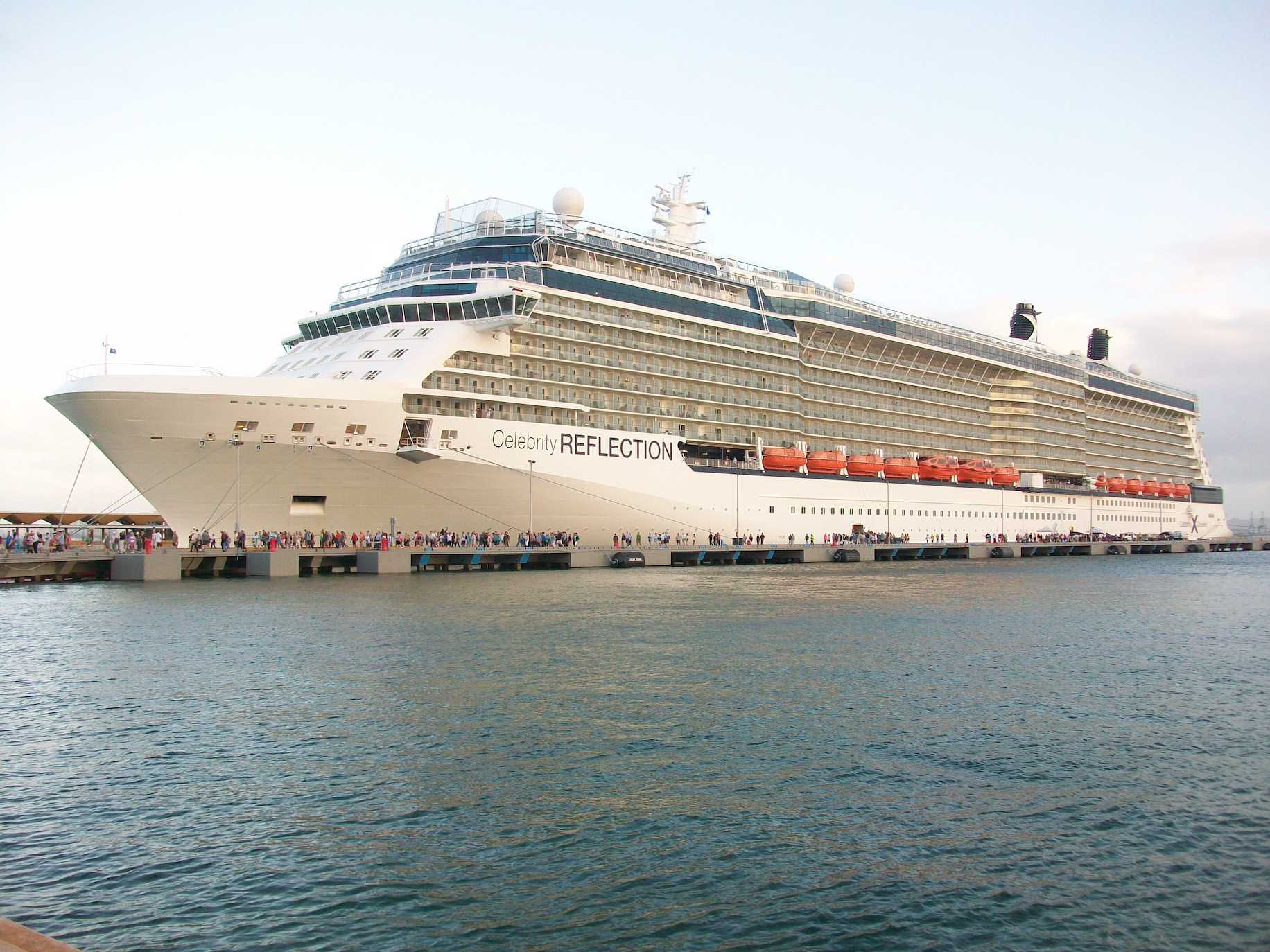 Western Caribbean Cruise with Celebrity Reflection on 23 ...