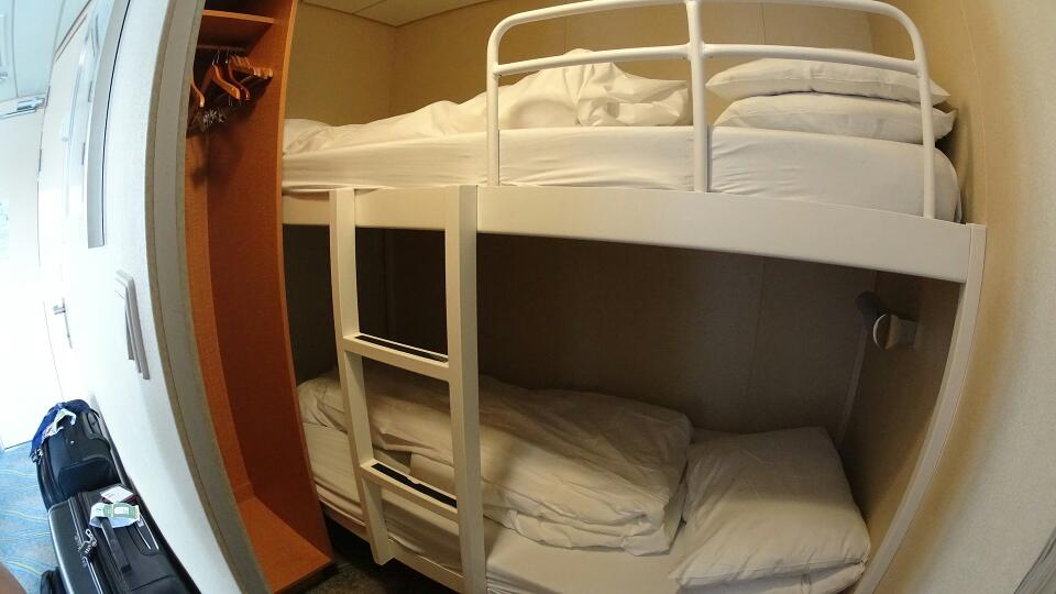 Family Stateroom With Balcony Cabin Category Fb Allure