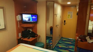 Mid-Ship Inside on Norwegian Jade