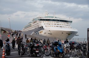 Sea Princess, Yokohama