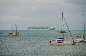 Sea Princess of Airlie Beach