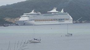 explore docked in vila