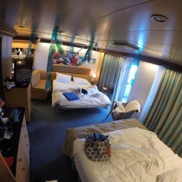 Carnival magic suites