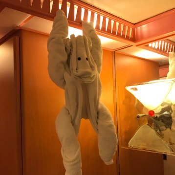 Interior Stateroom on Carnival Glory