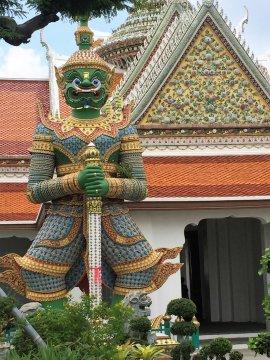 Wat Arun Temple Thailand