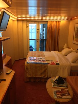 Carnival Miracle Cabins And Staterooms