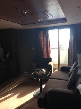 Suite on MSC Divina