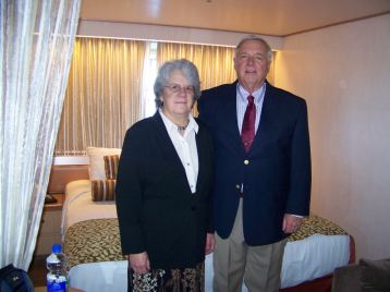 Large Oceanview Stateroom on Statendam