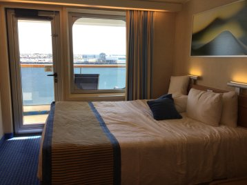 Balcony Stateroom on Carnival Sunshine