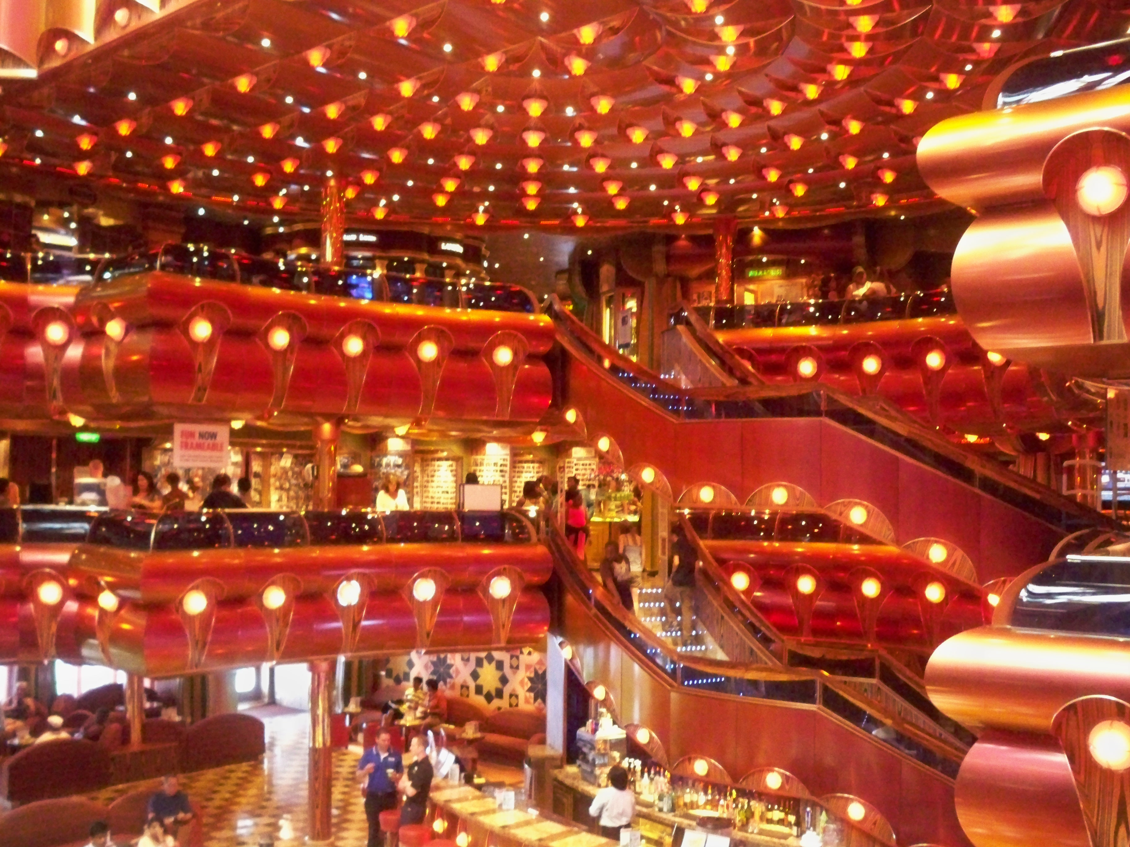 Carnival Freedom Stateroom Pictures and Descriptions on ...