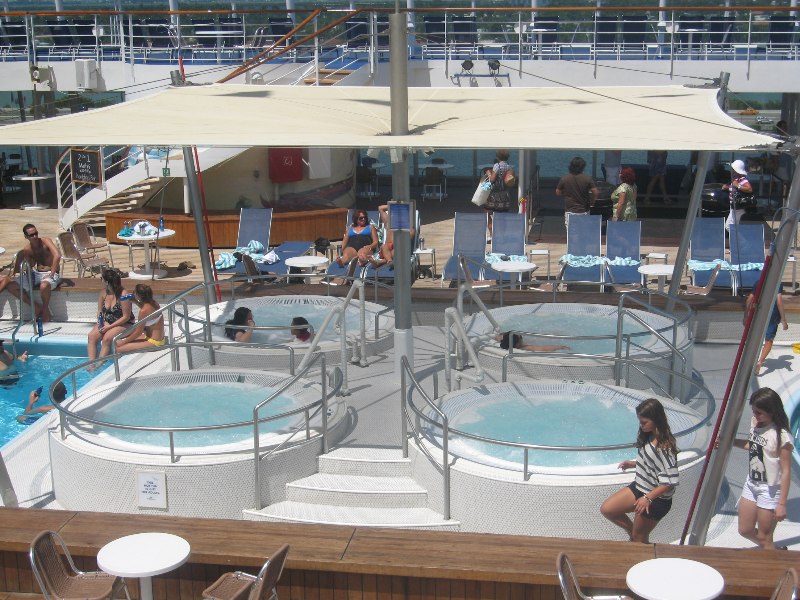 Norwegian Sky Cruise Review By 855GR8TRIP