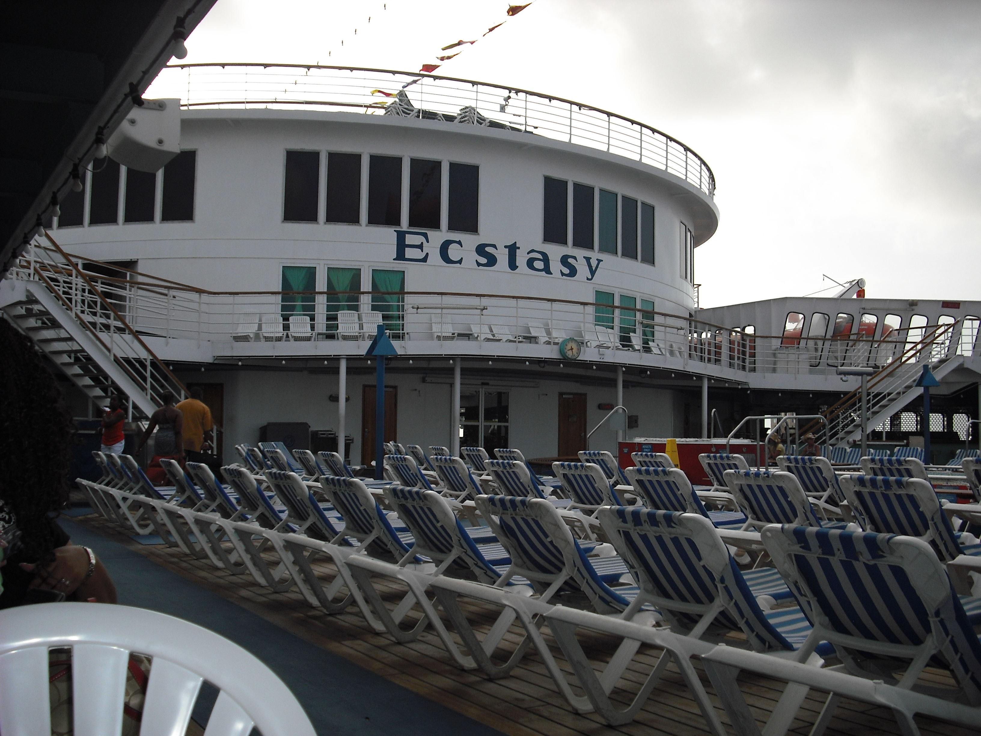 My First Cruise Ecstasy Carnival Ecstasy Cruise Review