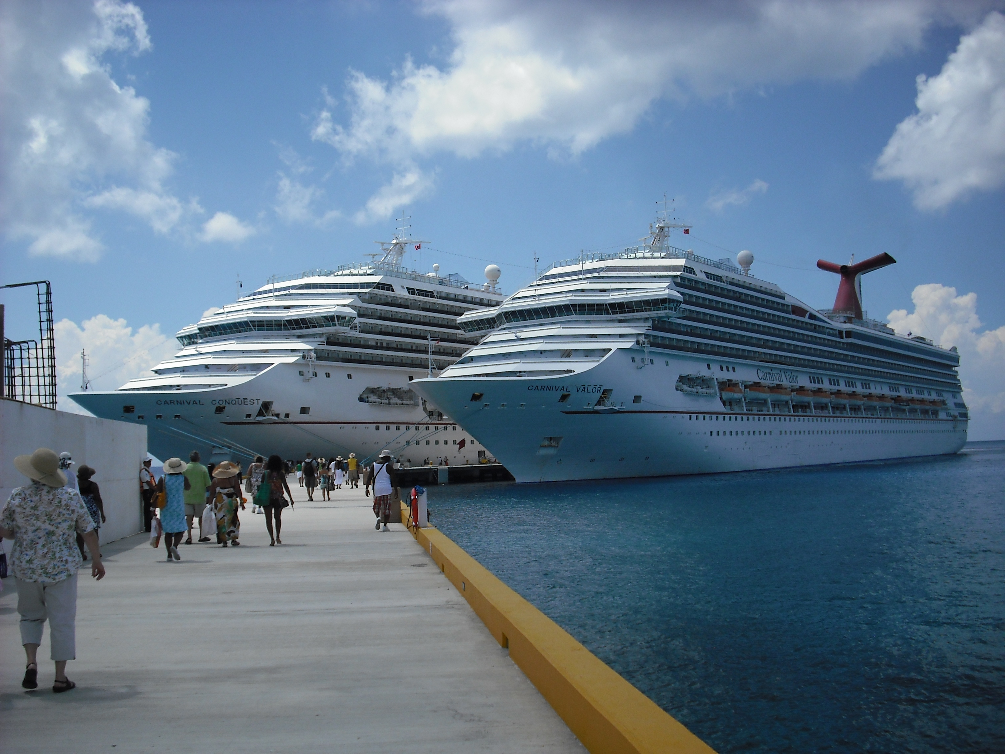 Conquest Was Fun Carnival Conquest Cruise Review