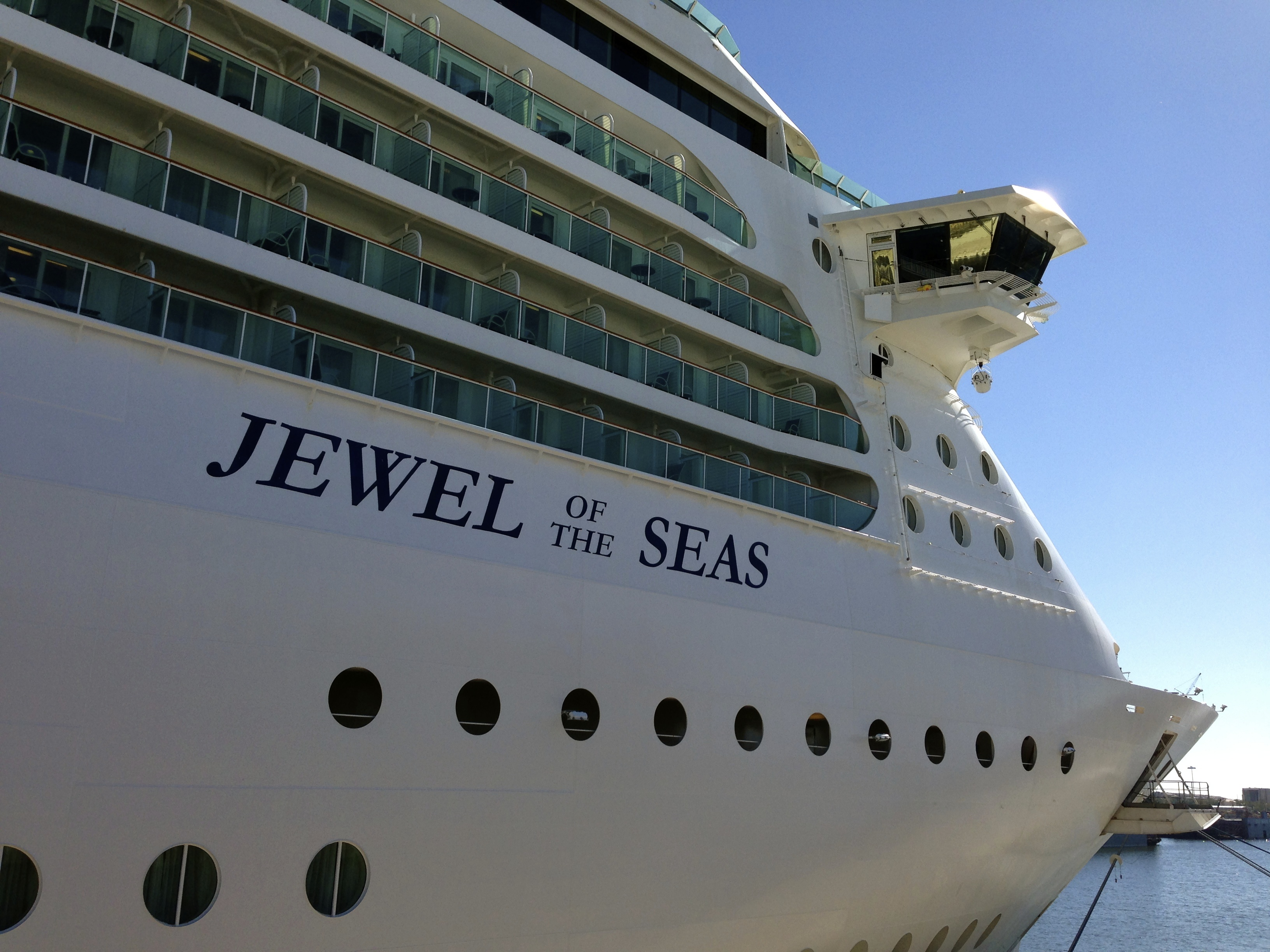 Jewel Of The Seas Video