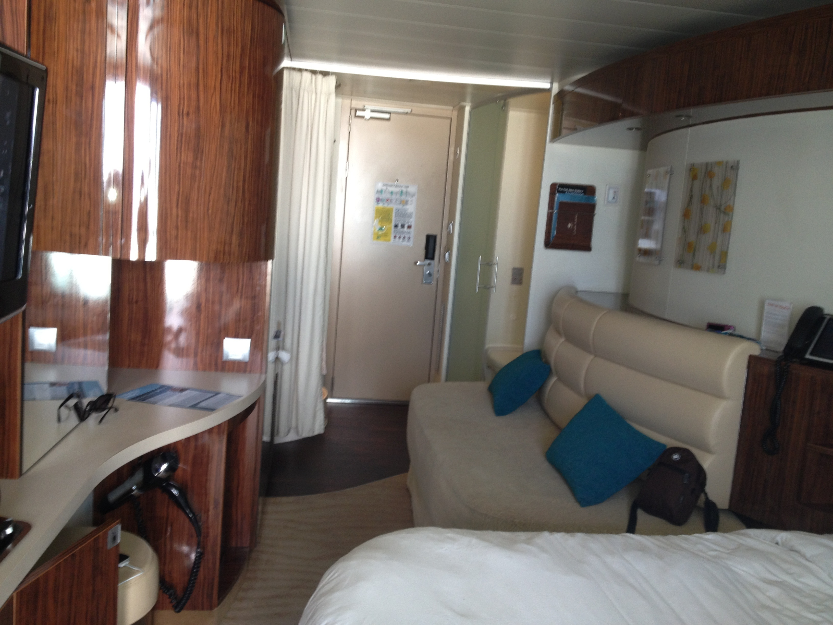Rooms Review: Norwegian Epic Cruise Review