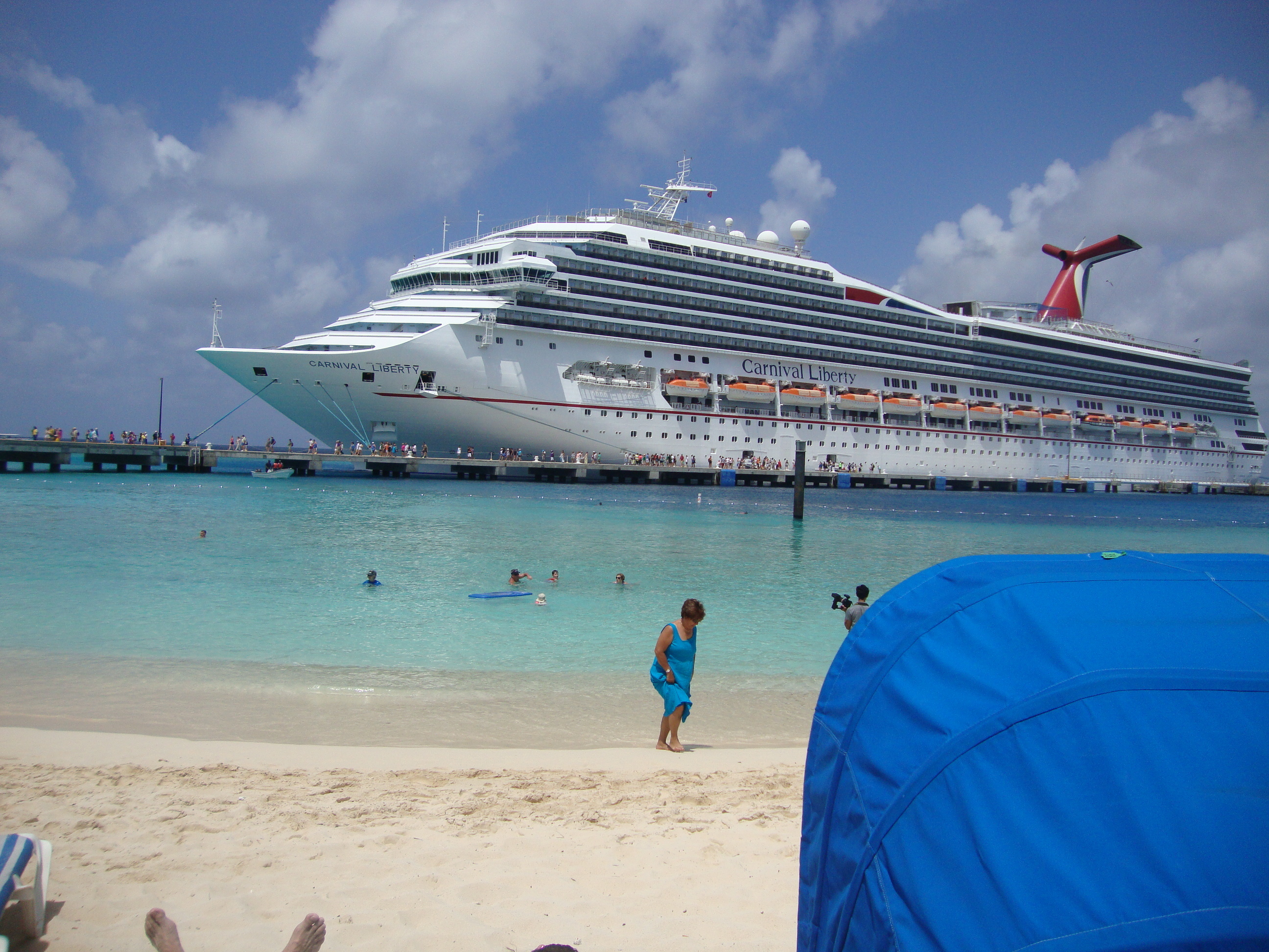 Retirement Cruise Carnival Liberty Cruise Review