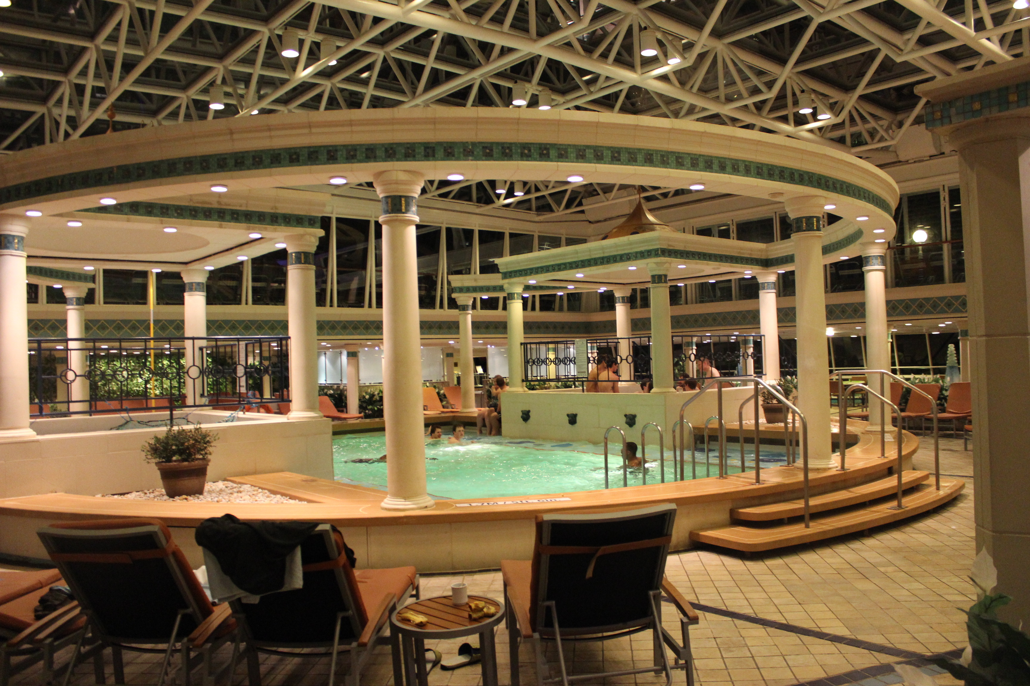 It Depends On The Person If You Ll Like It Enchantment Of The Seas Cruise Review