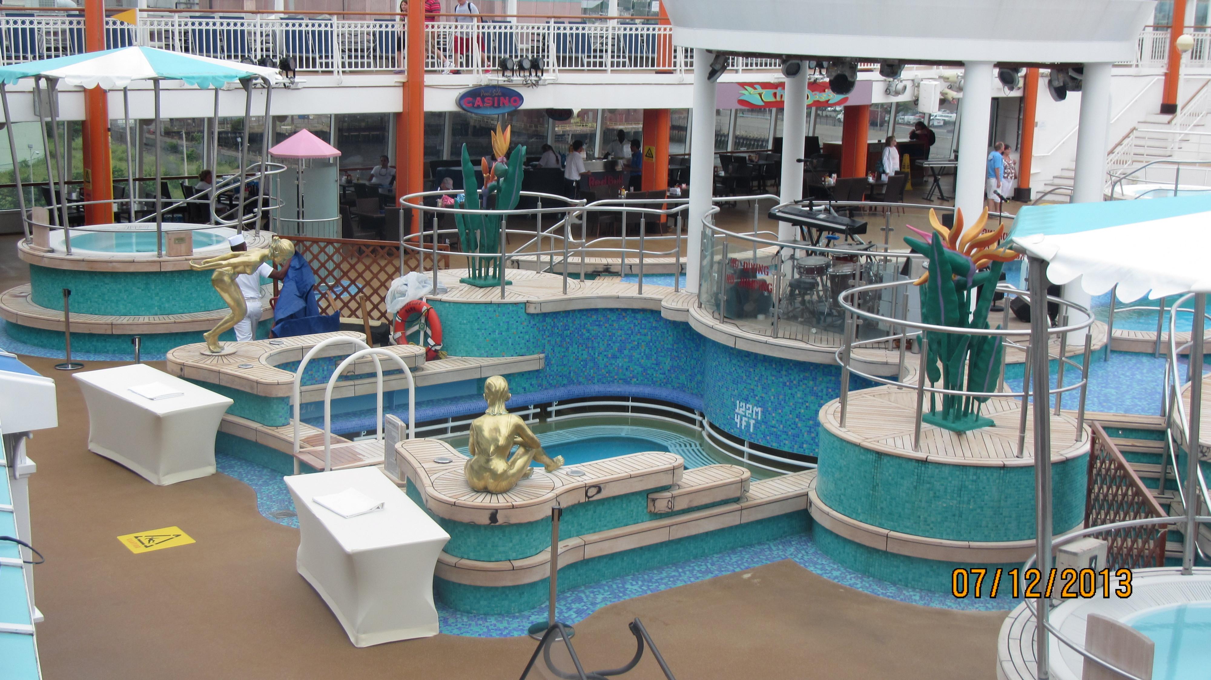 Norwegian Dawn Cruise Review