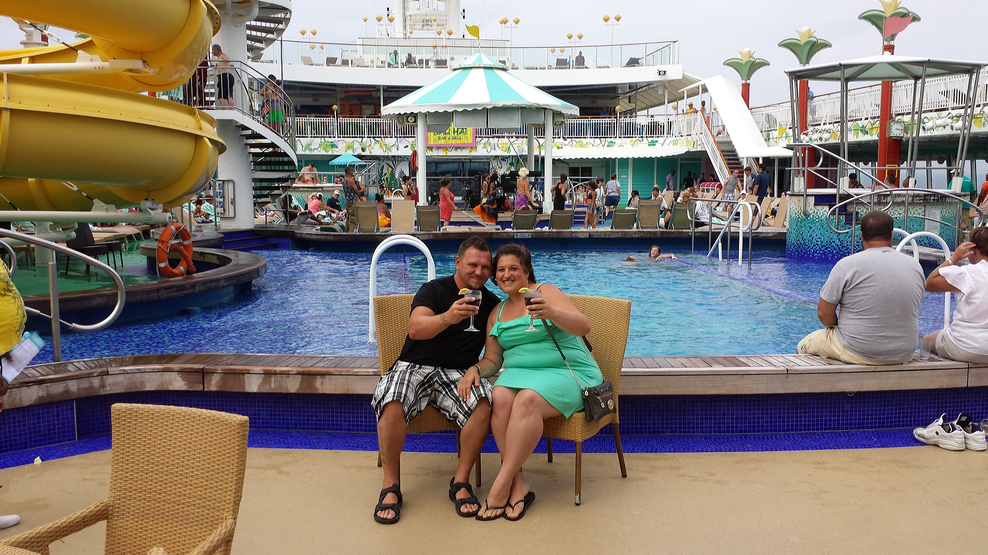 Blown Away Completely Norwegian Gem Cruise Review