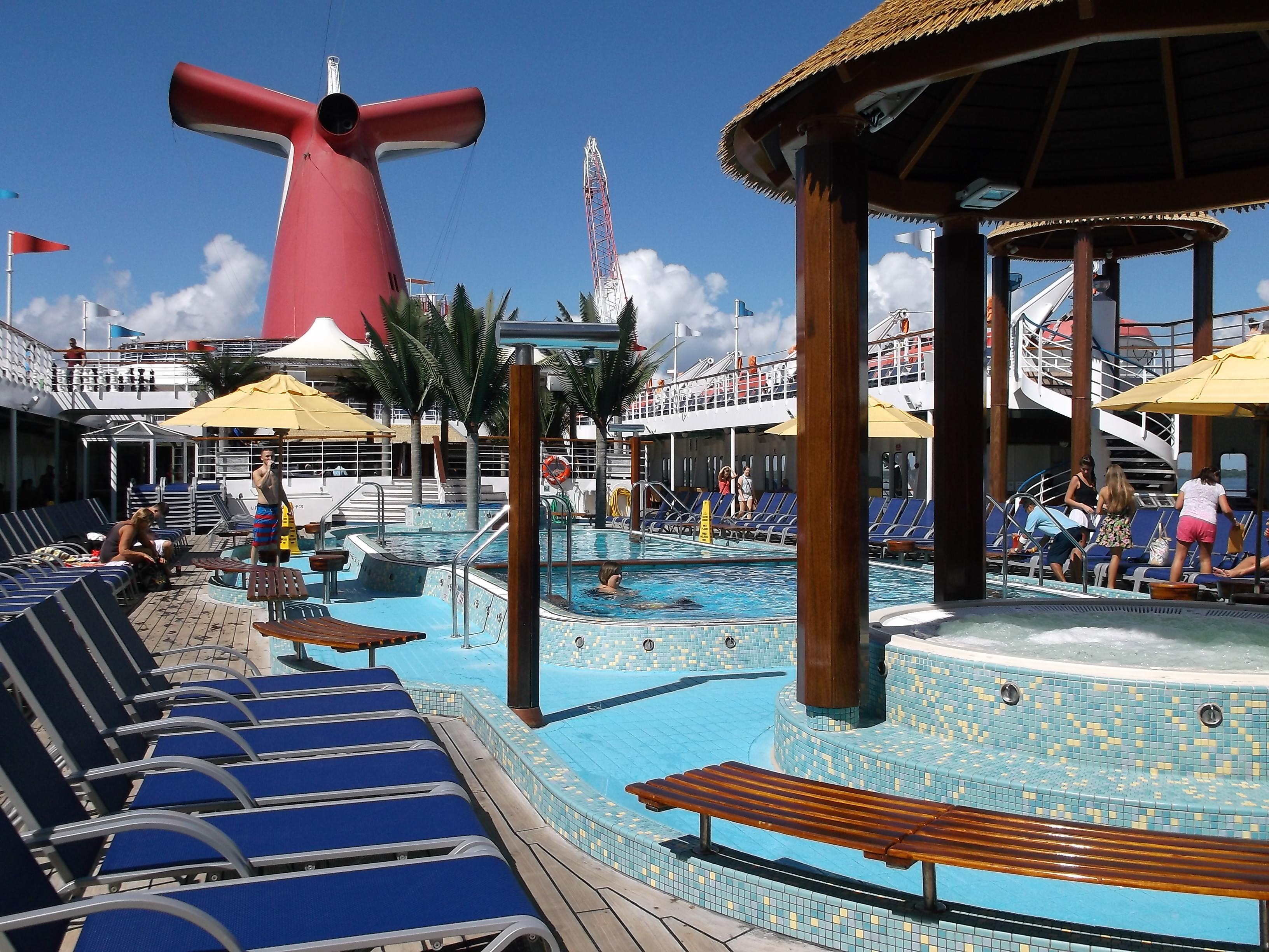 Sail Away Sensation Style Carnival Sensation Cruise Review
