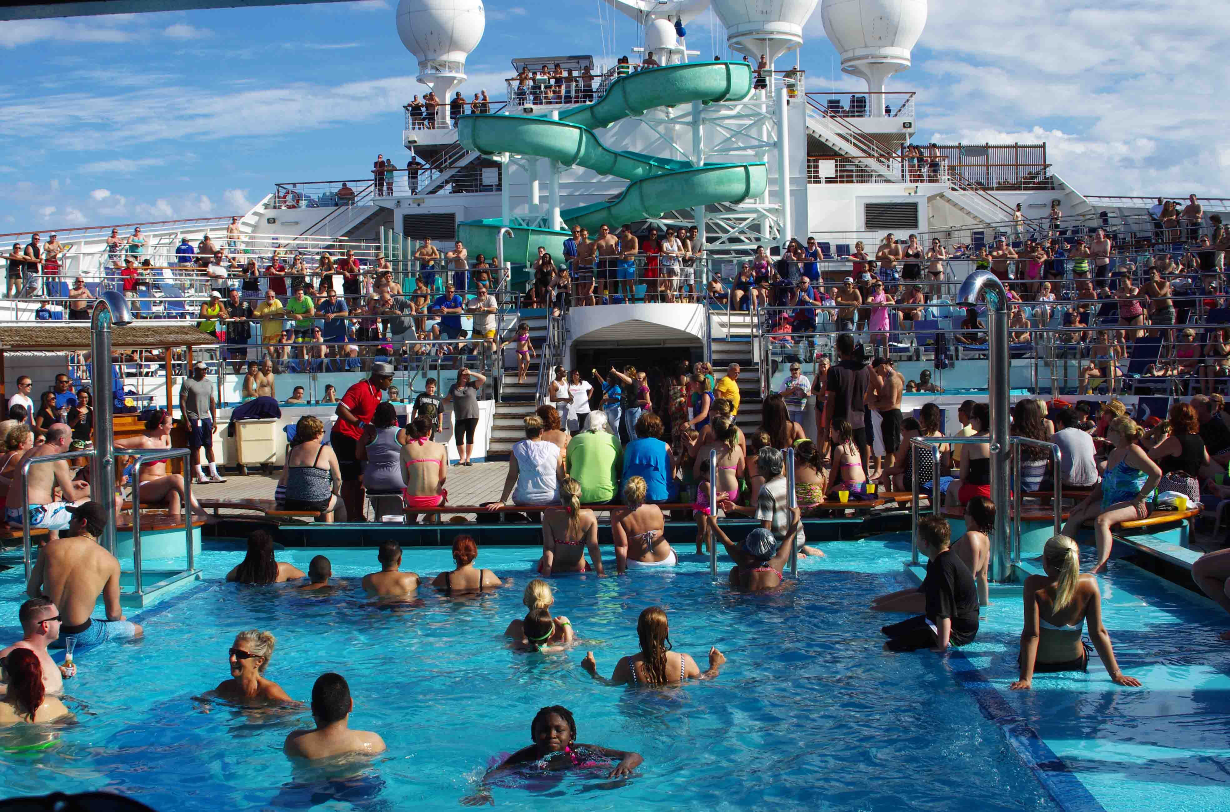 The Best Cruise Ever! - Carnival Glory Cruise Review