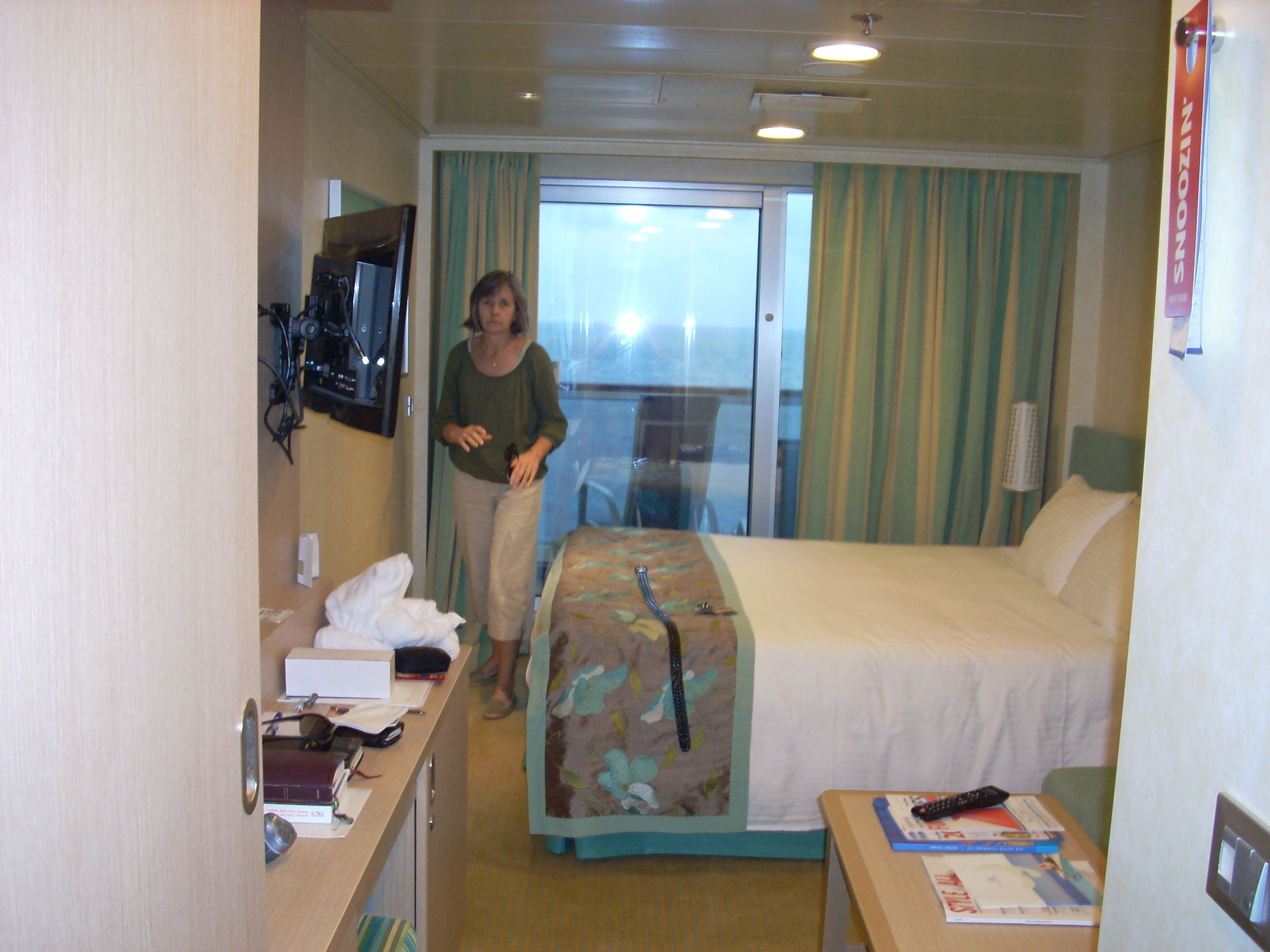 Rooms Review: Carnival Sunshine Cruise Review
