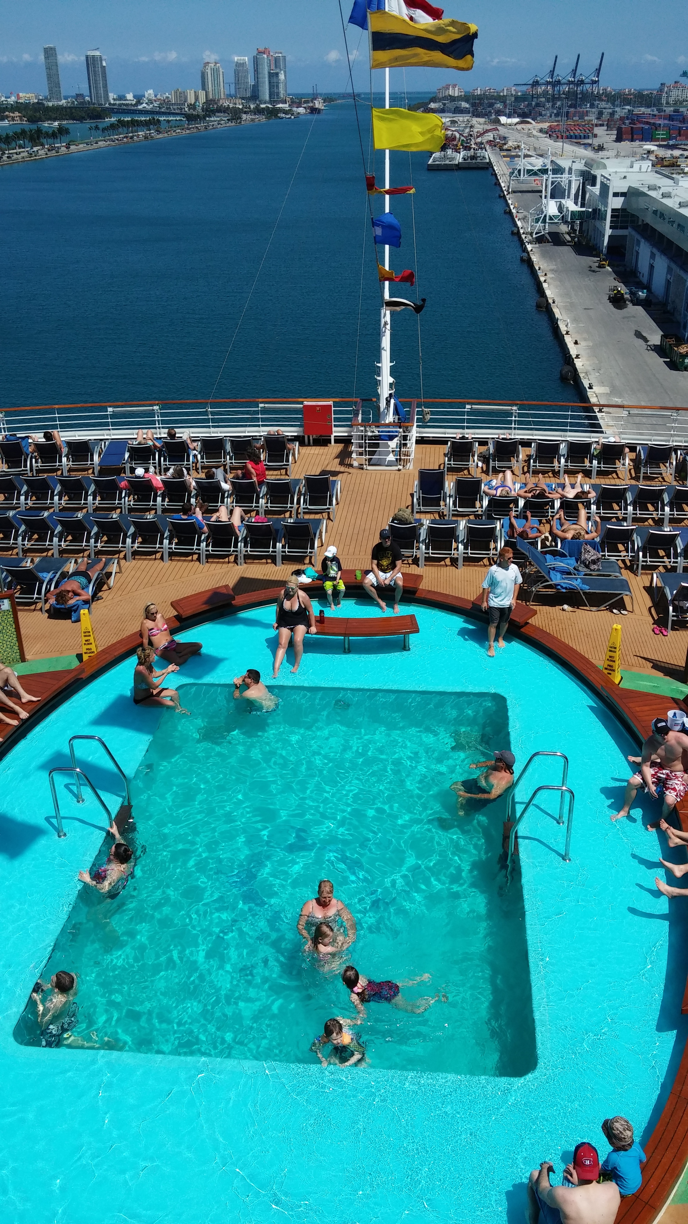 Elegant Ship With Exceptional Service Carnival Breeze