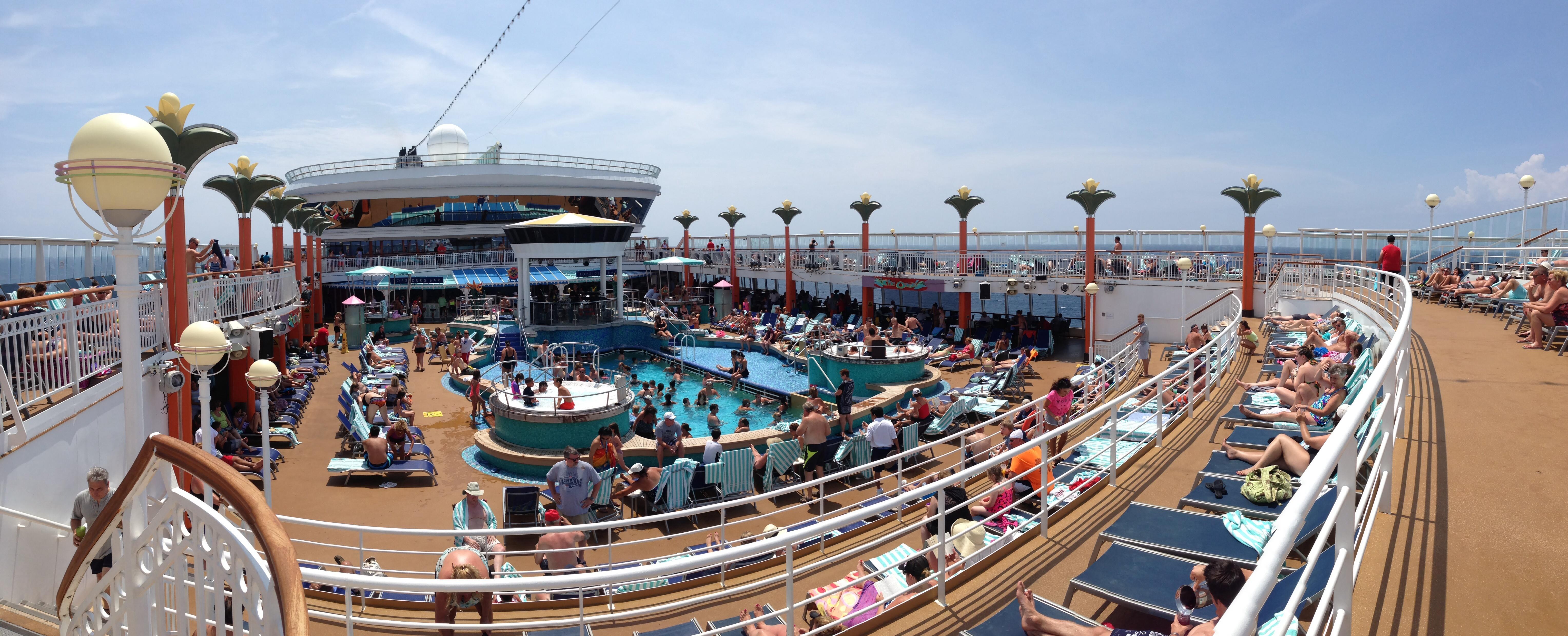 Norwegian Dawn Cruise Review Jul Okay - Cruises from boston to bermuda