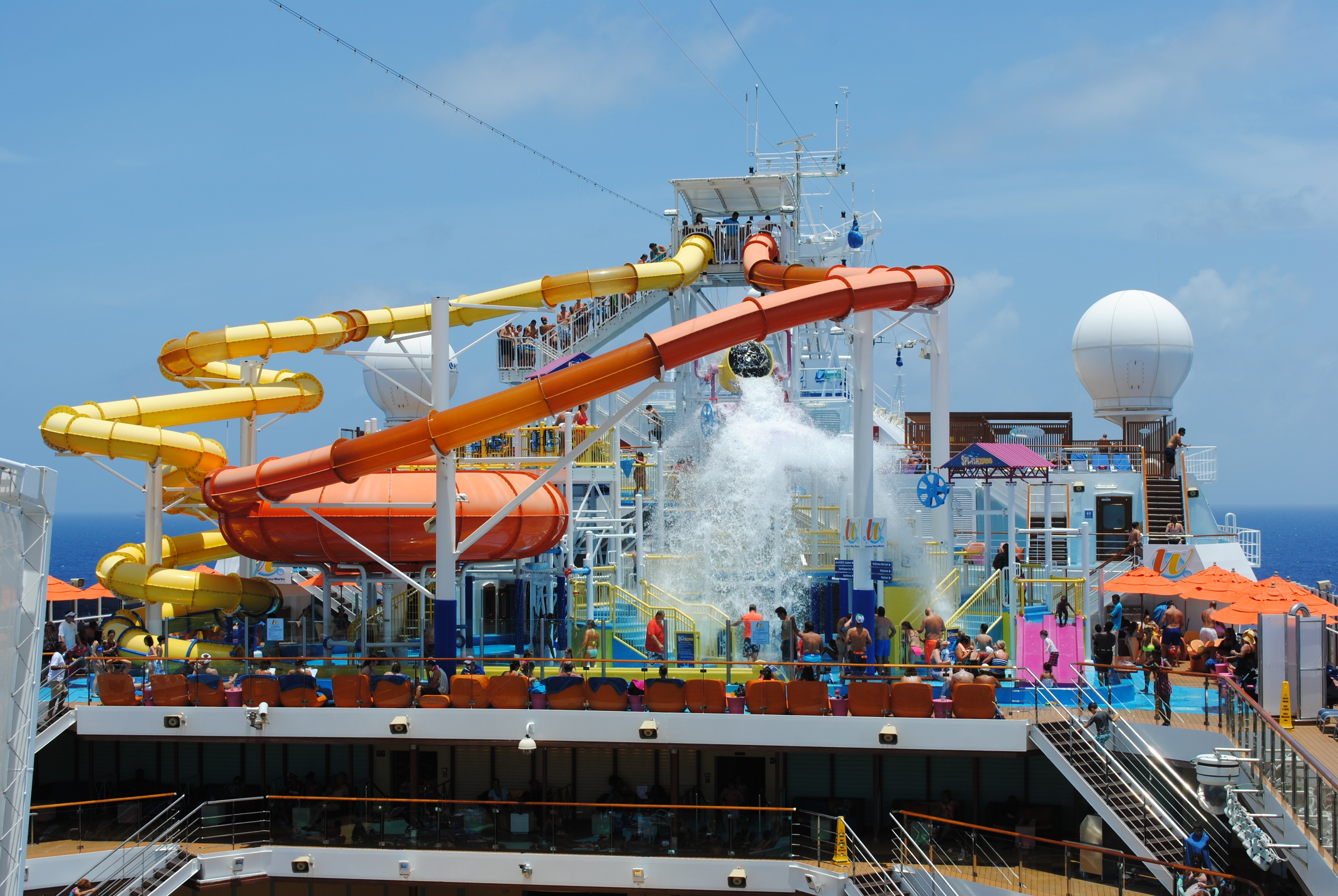 Itinerary Was Great Service Was Lacking Carnival Breeze