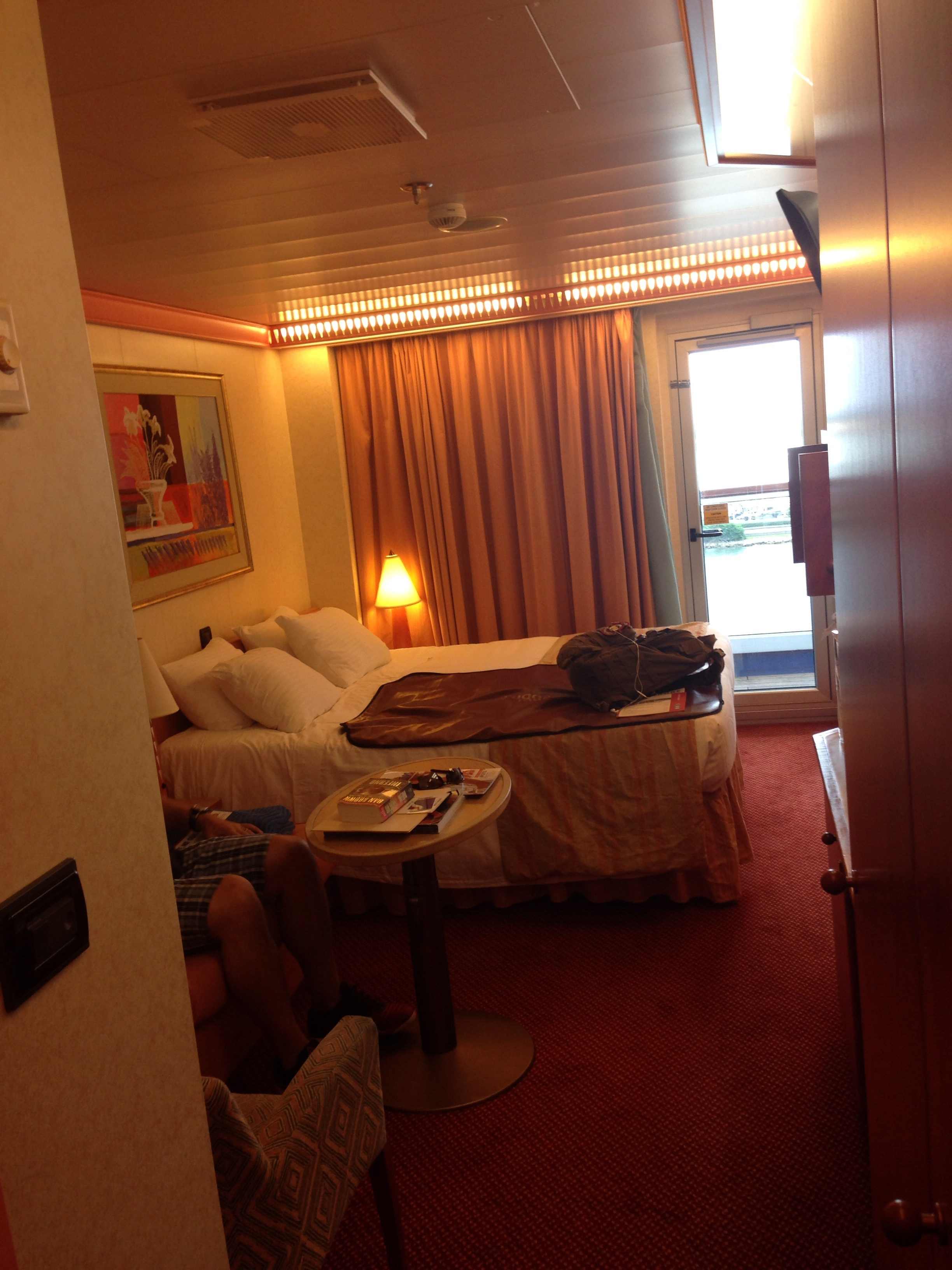 Exceeded All Expectations Carnival Glory Cruise Review