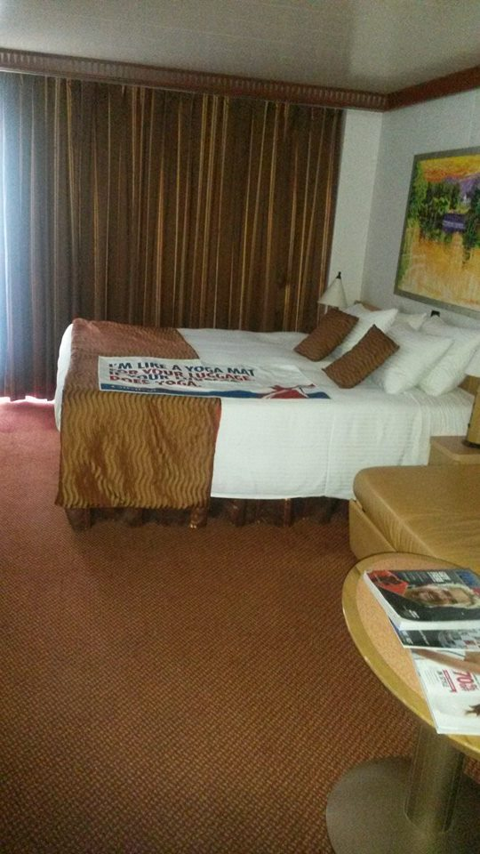Add Another Room To A Booking Carnival
