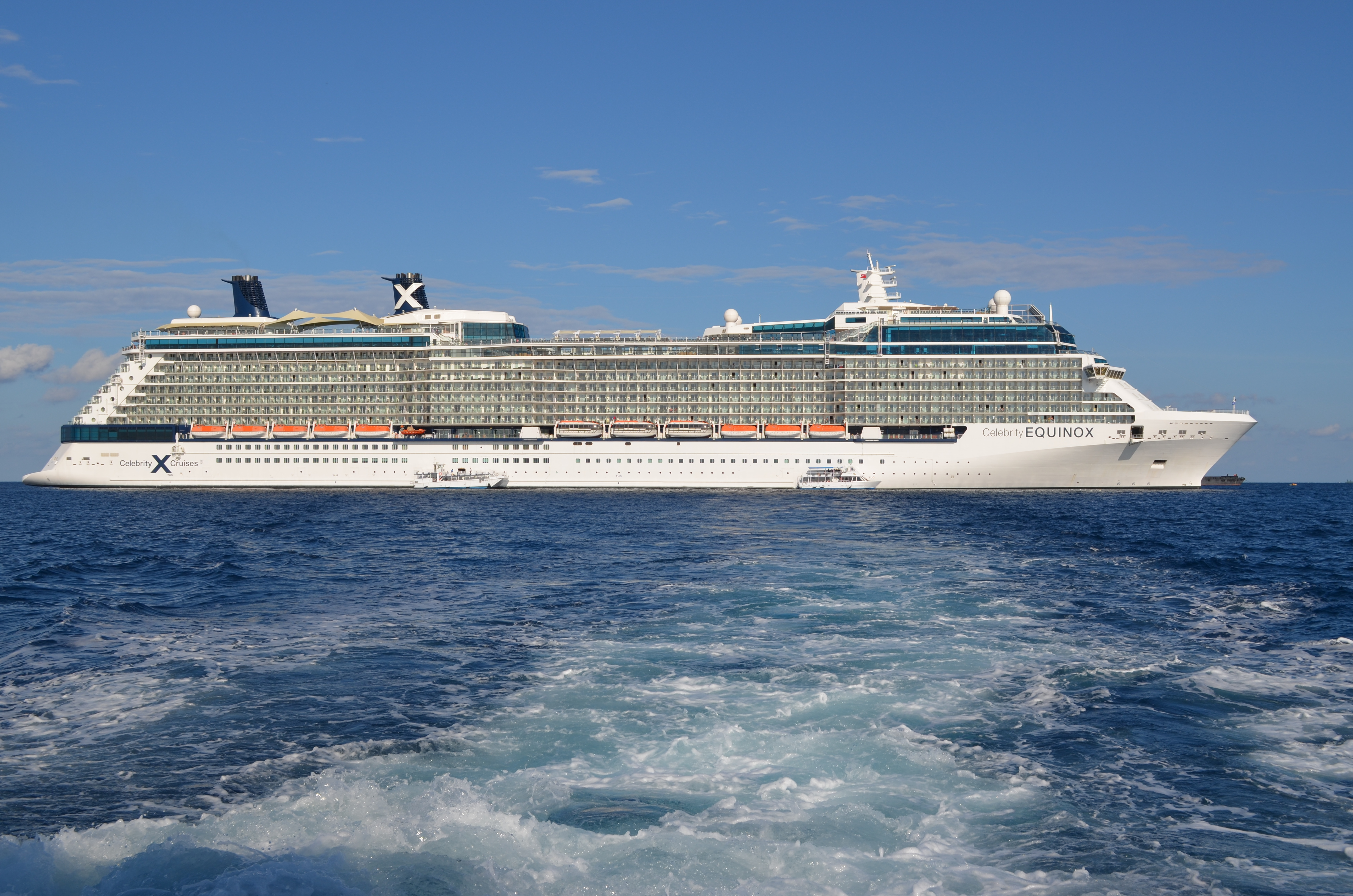 Celebrity Equinox Reviews - CruiseCompete
