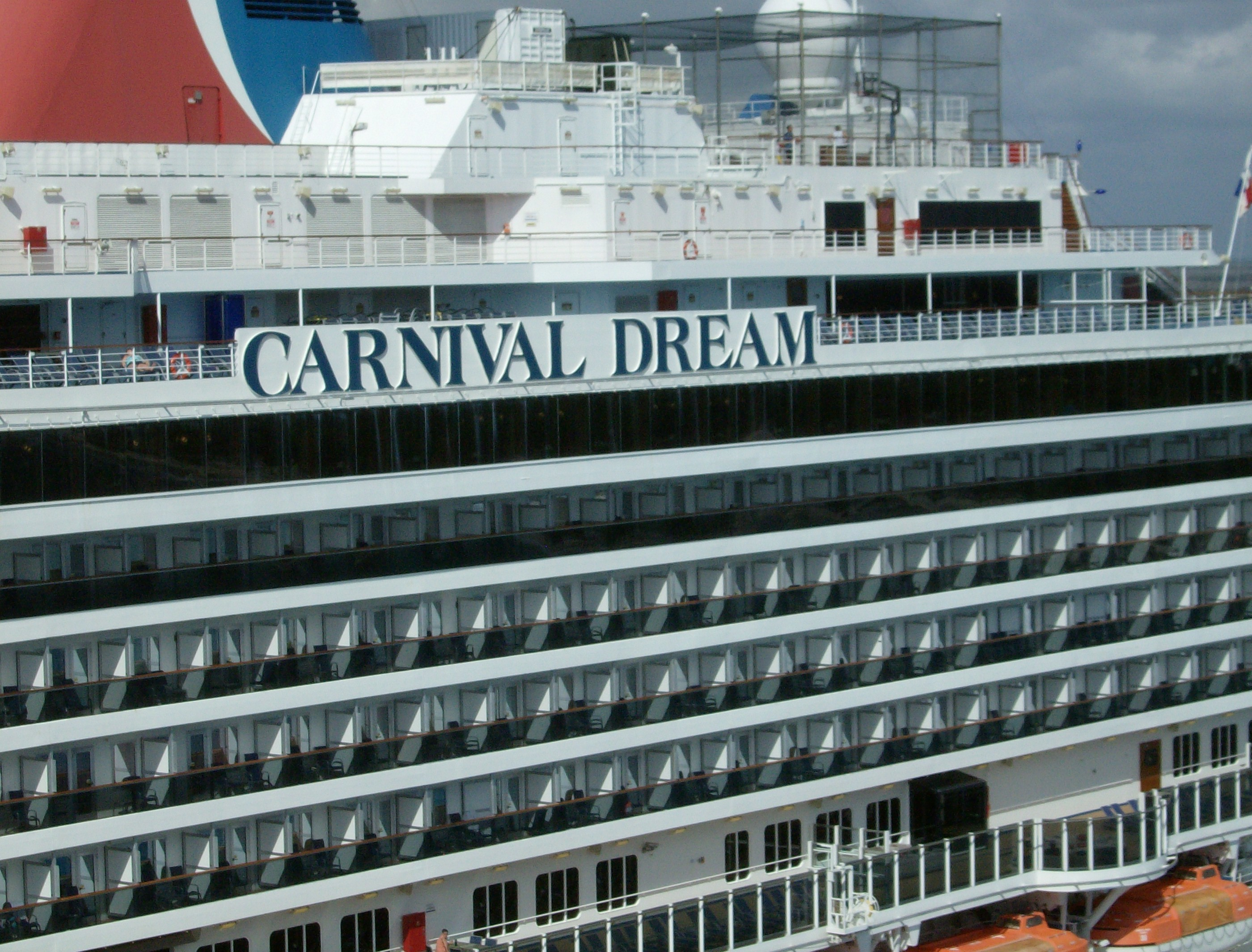 Fantastic Carnival Dream Cruise Review