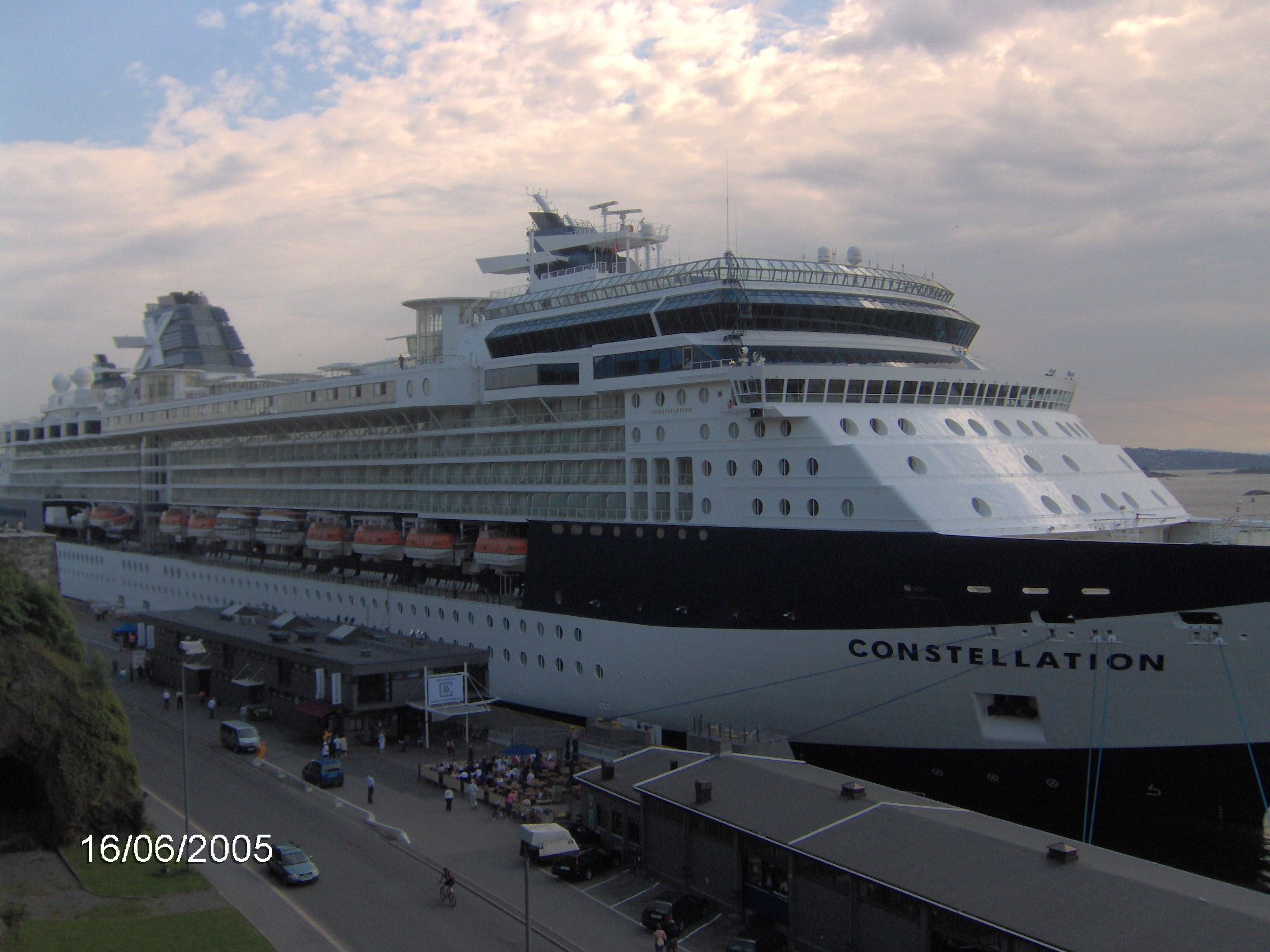 Celebrity Constellation Reviews - CruiseCompete