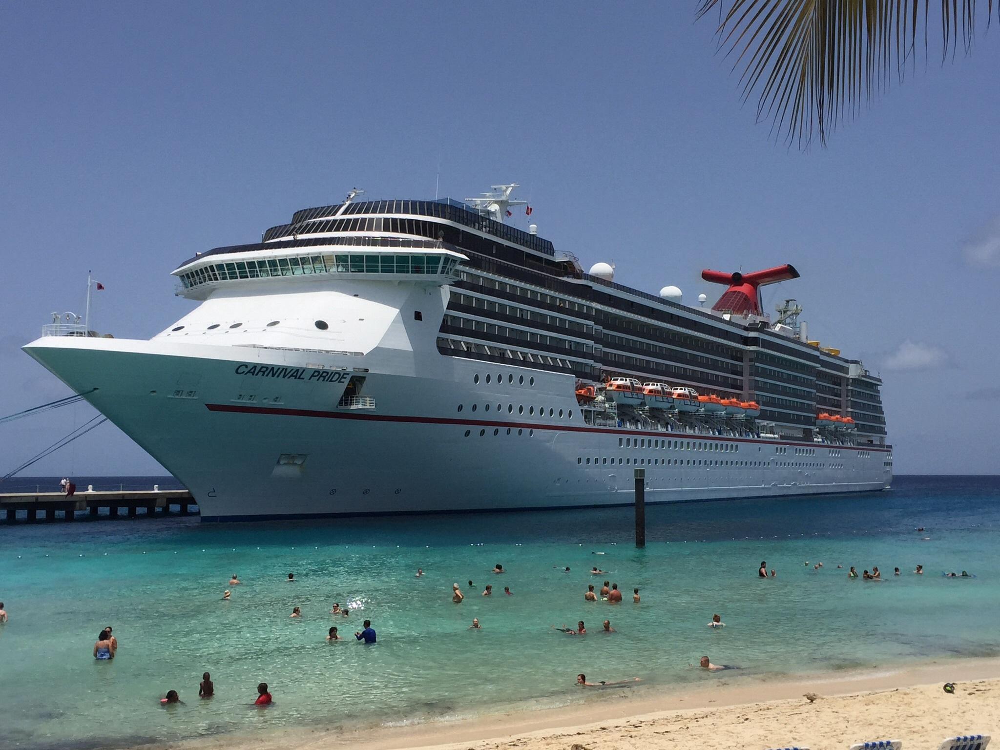 Grand Turk Half Moon Cay Freeport Trip Carnival Pride